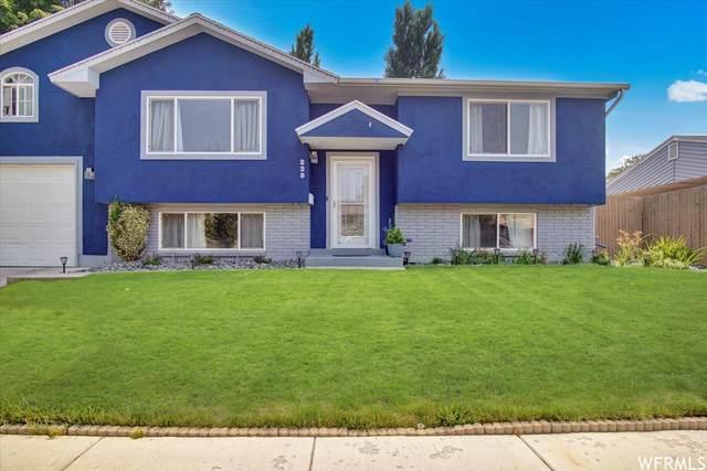 228 E 9670 S, Sandy, UT 84070 (#1760332) :: Utah Dream Properties