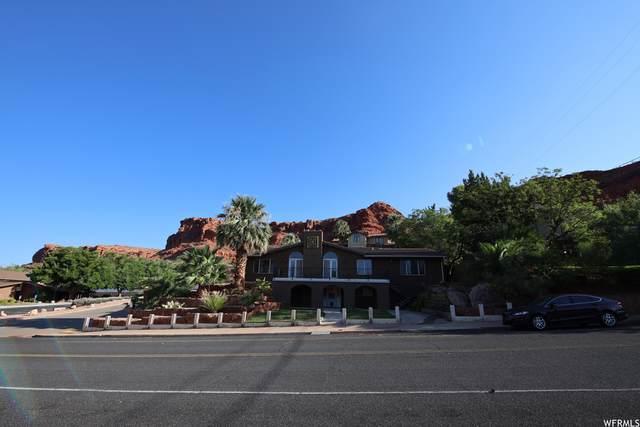 530 N 160 WEST Cir W, St. George, UT 84770 (#1760350) :: Utah Dream Properties