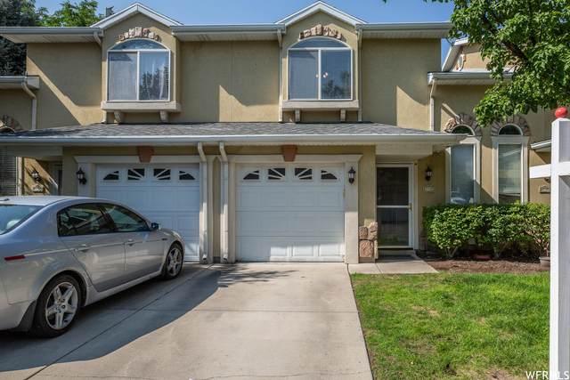 4792 W Potenza Ct, West Jordan, UT 84084 (#1760360) :: Utah Dream Properties