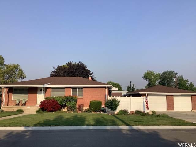 7378 S Halelani Dr Dr E, Midvale, UT 84047 (#1760371) :: Utah Dream Properties