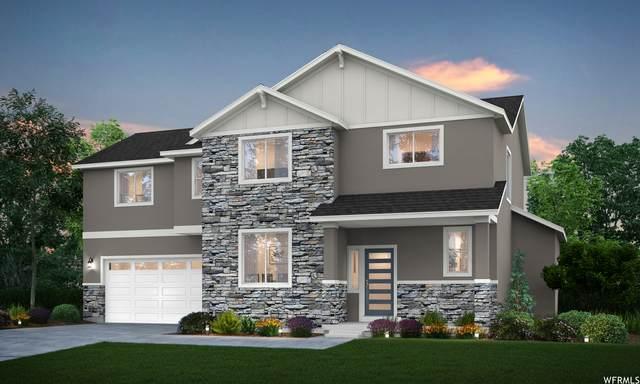 1027 W Katelyn Faith Cir #312, South Jordan, UT 84095 (#1760373) :: Utah Dream Properties