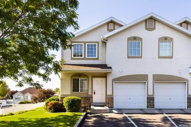 1511 W Leonardo Ln S A, West Valley City, UT 84119 (#1760375) :: Utah Dream Properties