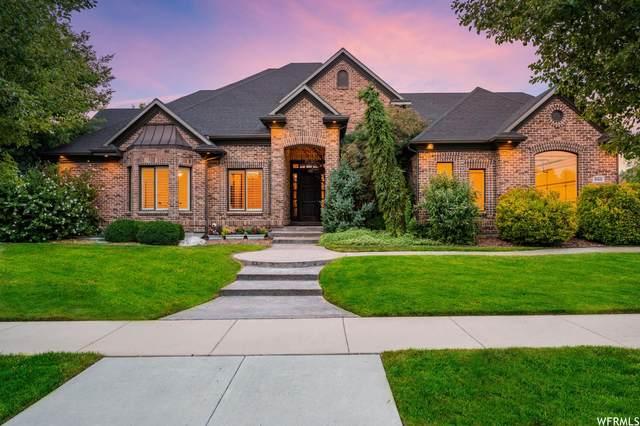 555 E Wilde Cherry Way, Sandy, UT 84070 (#1760378) :: Utah Dream Properties
