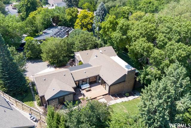2191 E Millstream Ave, Salt Lake City, UT 84109 (#1760403) :: Berkshire Hathaway HomeServices Elite Real Estate