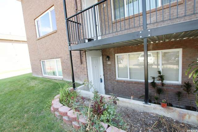 3675 S 2200 W #33, West Valley City, UT 84119 (#1760419) :: Bear Phelps Group