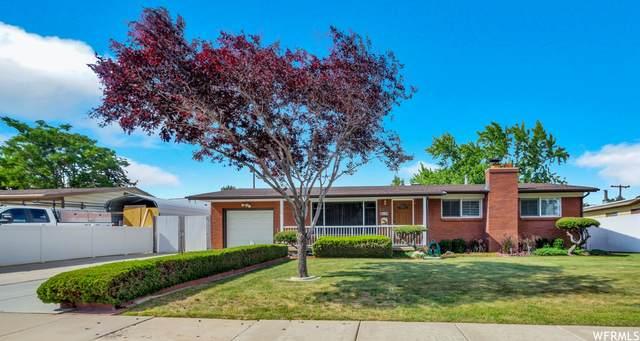 2398 W 5025 S, Roy, UT 84067 (#1760420) :: Berkshire Hathaway HomeServices Elite Real Estate