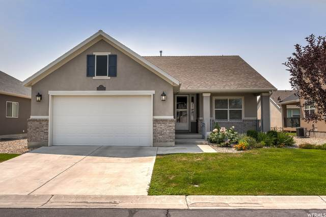 1364 Brittney Downs Dr, Kaysville, UT 84037 (MLS #1760424) :: Lookout Real Estate Group