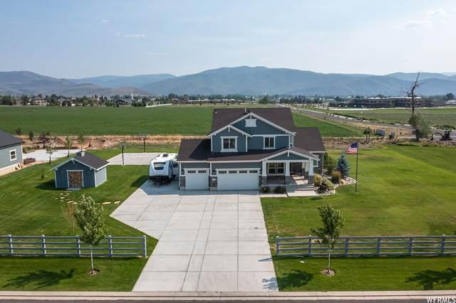 1534 E 560 S, Heber City, UT 84032 (#1760435) :: Bustos Real Estate | Keller Williams Utah Realtors