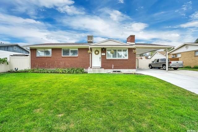 3689 W El Glen Ave, West Valley City, UT 84120 (#1760465) :: goBE Realty