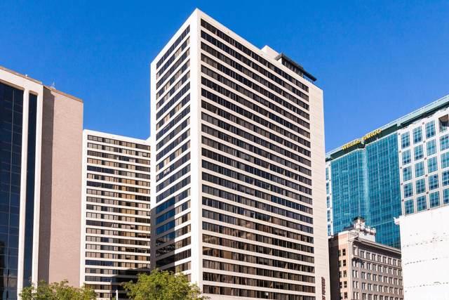 44 W Broadway 2205 S, Salt Lake City, UT 84101 (#1760586) :: Doxey Real Estate Group