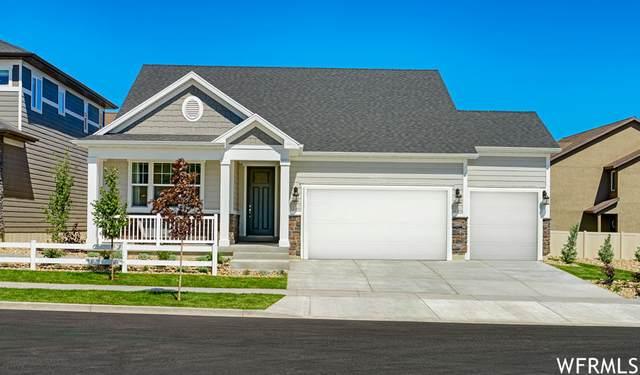 1972 E Elderberry Dr N #202, Saratoga Springs, UT 84045 (#1760596) :: Berkshire Hathaway HomeServices Elite Real Estate