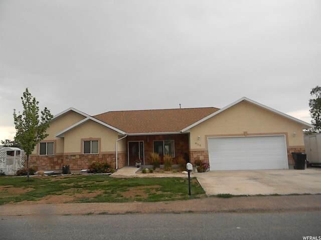 435 E 100 S, Manti, UT 84642 (#1760656) :: Berkshire Hathaway HomeServices Elite Real Estate