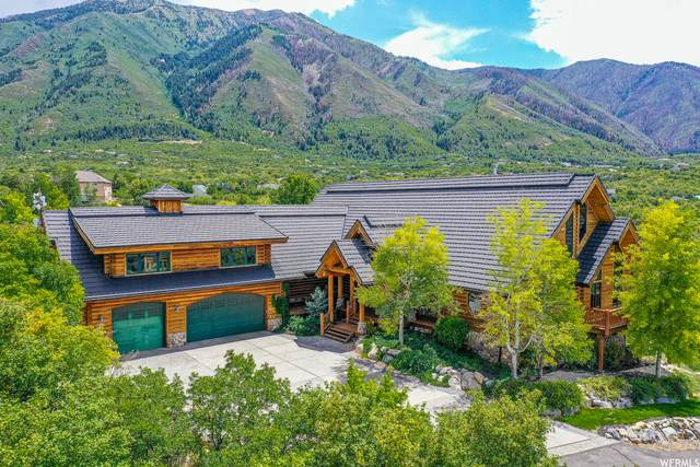 200 W Elk Point Circle, Woodland Hills, UT 84653 (MLS #1760727) :: Lookout Real Estate Group