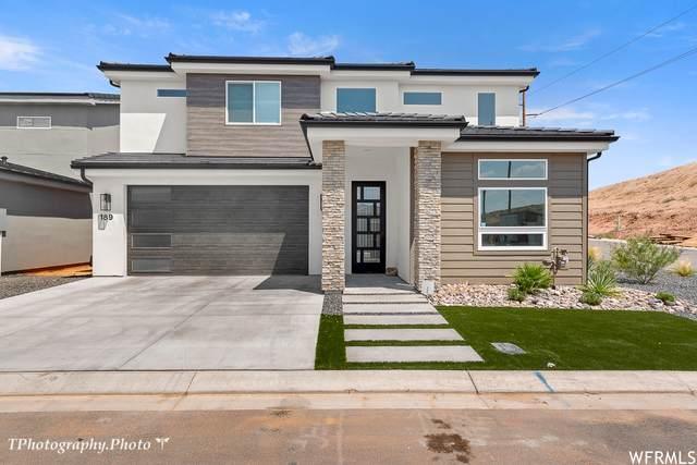 189 S Desert Sage Ln, Washington, UT 84780 (#1760758) :: Doxey Real Estate Group