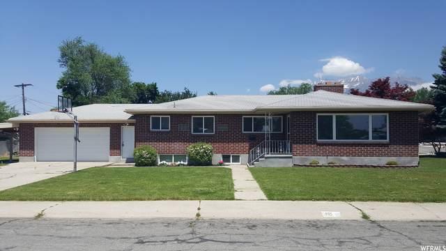 495 E 1010 S, Orem, UT 84097 (MLS #1760831) :: Lookout Real Estate Group
