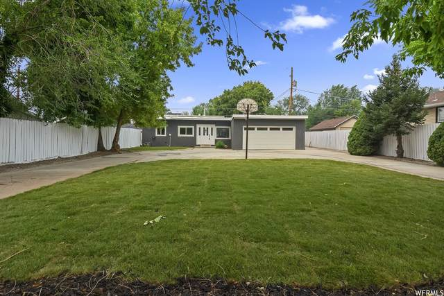 717 E Spring View Dr N, Salt Lake City, UT 84106 (#1760858) :: Doxey Real Estate Group