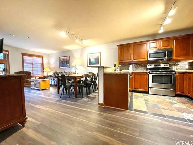 12090 E Big Cottonwood Canyon Rd #209, Solitude, UT 84121 (MLS #1760901) :: Lawson Real Estate Team - Engel & Völkers