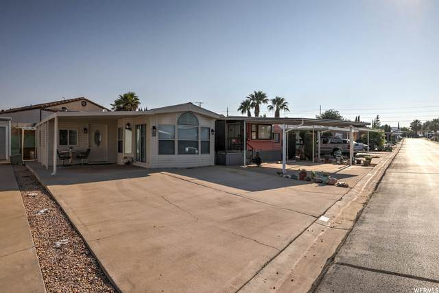 1225 N Dixie Downs Rd #30, St. George, UT 84770 (#1760945) :: Exit Realty Success