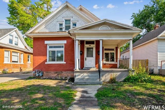 415 E 900 S, Salt Lake City, UT 84111 (#1760973) :: Berkshire Hathaway HomeServices Elite Real Estate