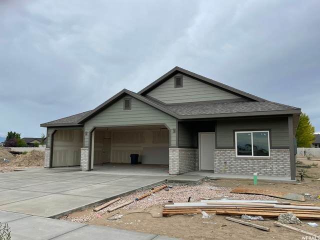 4265 W 1175 St S #402, West Point, UT 84015 (#1760990) :: Doxey Real Estate Group