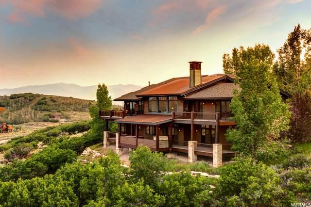 7818 N Promontory Rd, Park City, UT 84098 (#1760997) :: Berkshire Hathaway HomeServices Elite Real Estate
