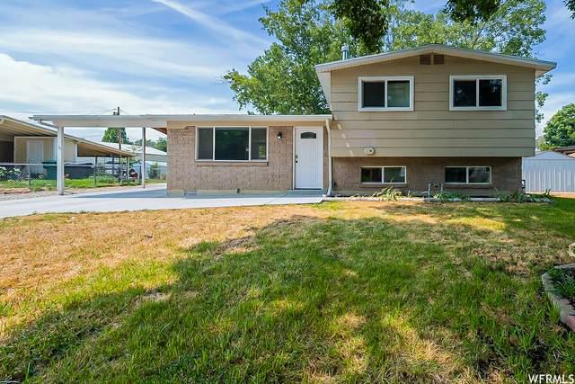 5932 S 610 W, Salt Lake City, UT 84123 (#1761004) :: Bear Phelps Group