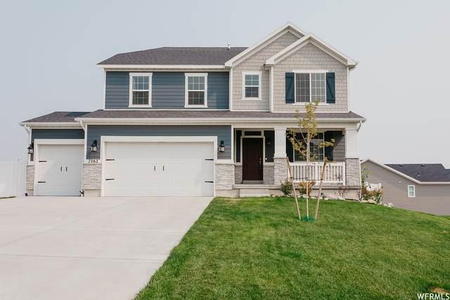 2262 N Elderberry Dr, Saratoga Springs, UT 84045 (#1761016) :: Berkshire Hathaway HomeServices Elite Real Estate