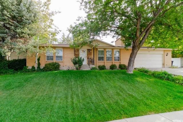 3009 W Jonquil Dr S, Taylorsville, UT 84129 (#1761017) :: Berkshire Hathaway HomeServices Elite Real Estate
