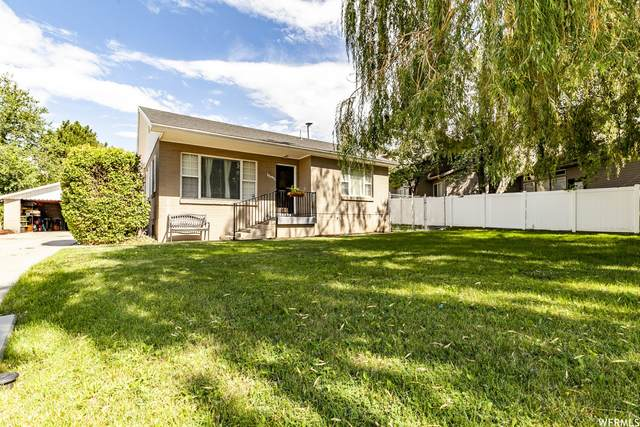 1595 S Main St, Bountiful, UT 84010 (#1761052) :: Utah Dream Properties