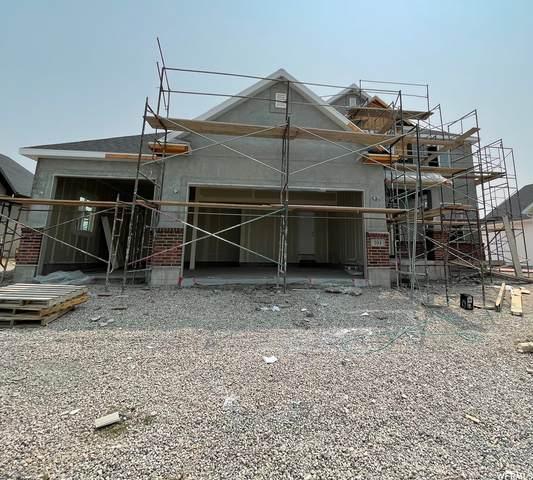593 W 1960 N #223, Tooele, UT 84074 (#1761054) :: Berkshire Hathaway HomeServices Elite Real Estate