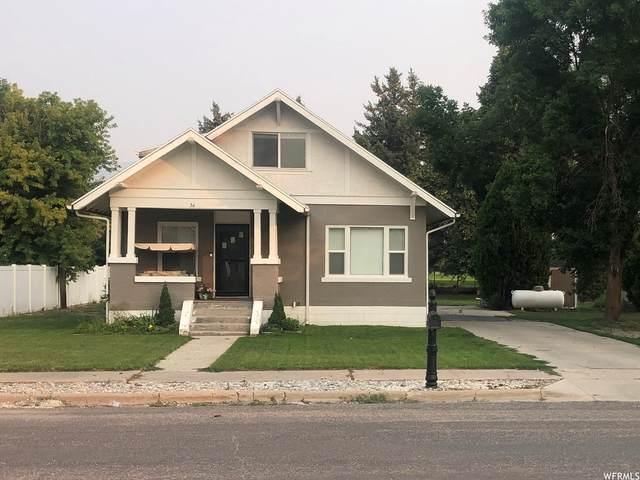 36 Bush Ave, Malad City, ID 83252 (#1761113) :: Berkshire Hathaway HomeServices Elite Real Estate