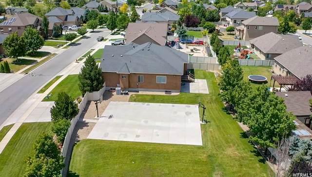 3902 W Winthrope Dr, West Jordan, UT 84088 (#1761129) :: Bustos Real Estate   Keller Williams Utah Realtors