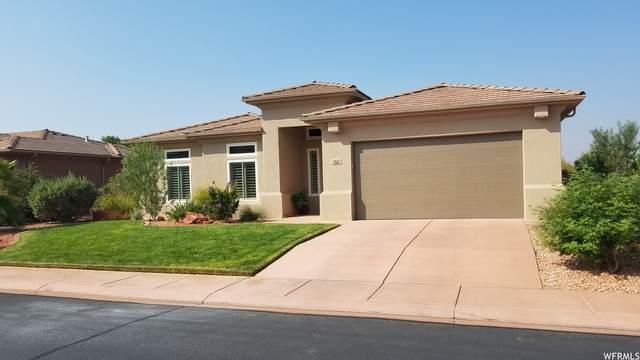 1653 N Sonoran Dr, St. George, UT 84770 (MLS #1761133) :: Lookout Real Estate Group