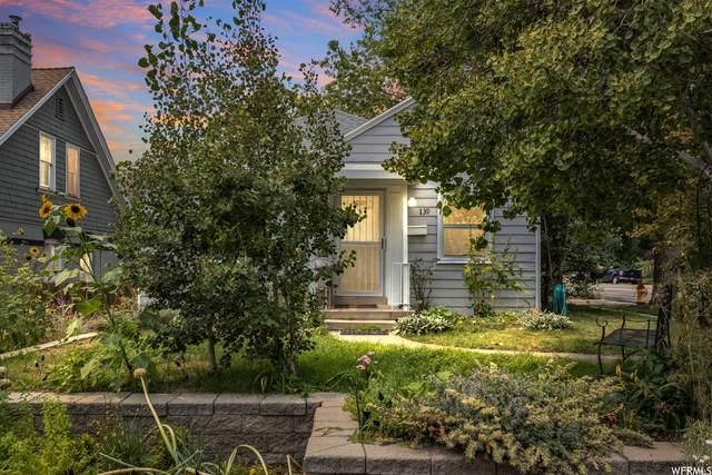 139 N R St, Salt Lake City, UT 84103 (#1761150) :: Colemere Realty Associates