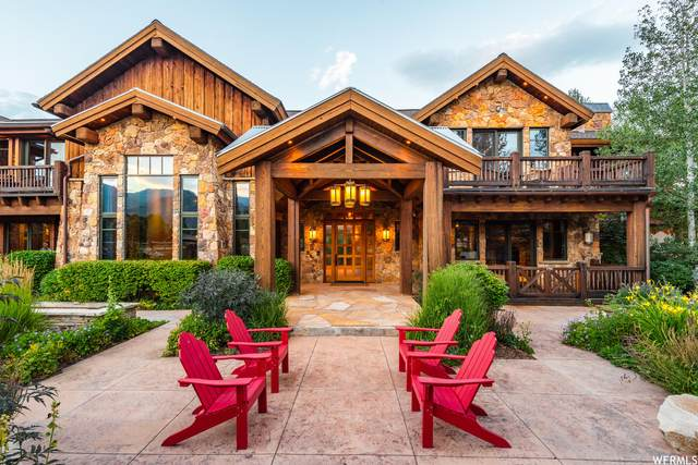 1089 Old Rail Ln, Park City, UT 84098 (MLS #1761151) :: Lookout Real Estate Group