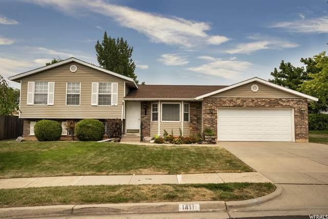 1411 E 1325 N, Layton, UT 84040 (#1761192) :: Berkshire Hathaway HomeServices Elite Real Estate