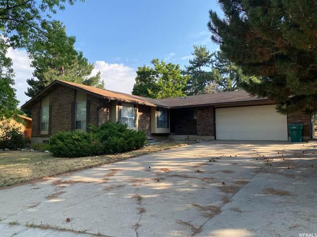 2833 Brinton Cir, Layton, UT 84040 (#1761193) :: Berkshire Hathaway HomeServices Elite Real Estate