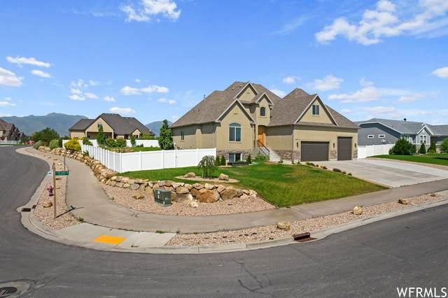 9027 N South Sunset Dr N, Eagle Mountain, UT 84005 (#1761195) :: Berkshire Hathaway HomeServices Elite Real Estate