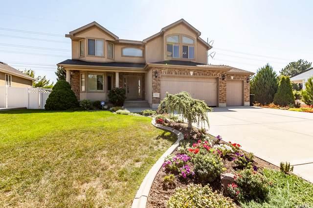4811 Brown Villa Cv, Taylorsville, UT 84123 (#1761220) :: Bustos Real Estate | Keller Williams Utah Realtors