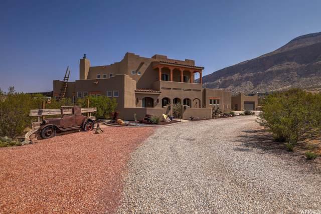 1130 W 3940 S #22, Hurricane, UT 84737 (#1761261) :: Berkshire Hathaway HomeServices Elite Real Estate