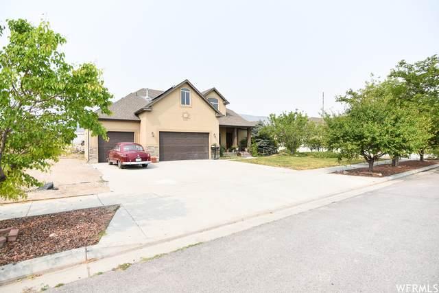 871 N Silver Fox Dr W, Grantsville, UT 84029 (MLS #1761291) :: Lookout Real Estate Group