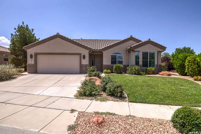 1753 W Sunkissed Dr, St. George, UT 84790 (MLS #1761310) :: Summit Sotheby's International Realty