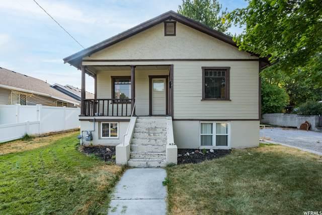 322 N 300 E, Logan, UT 84321 (MLS #1761362) :: Lookout Real Estate Group