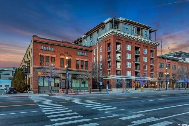 328 W 200 S #301, Salt Lake City, UT 84101 (MLS #1761404) :: Lawson Real Estate Team - Engel & Völkers