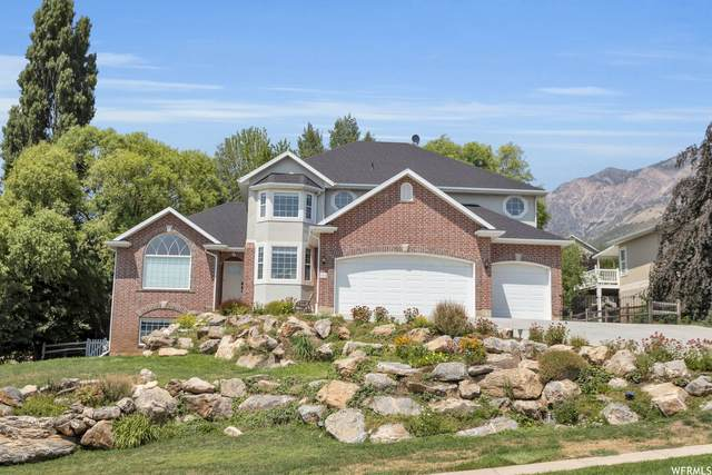 162 W 4050 N, Pleasant View, UT 84414 (#1761406) :: Berkshire Hathaway HomeServices Elite Real Estate