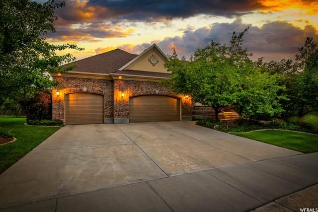 2026 E Tivoli Hills Ct, Draper, UT 84020 (#1761412) :: Doxey Real Estate Group