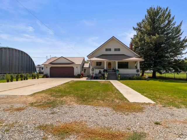 80 E 450 N, Fielding, UT 84311 (#1761417) :: Bustos Real Estate | Keller Williams Utah Realtors