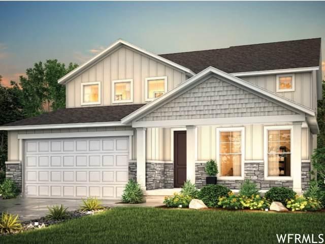 3094 S Edgewater Ln W #107, Syracuse, UT 84075 (#1761443) :: Utah Dream Properties