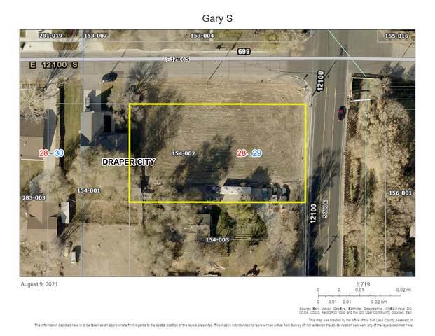 696 E 12100 S, Draper, UT 84020 (#1761456) :: Doxey Real Estate Group