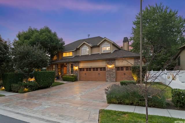 2421 E Cobblestone Way, Sandy, UT 84093 (#1761546) :: Pearson & Associates Real Estate
